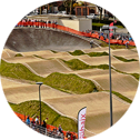 BMX Track Construction