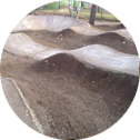 PumpTrack Construction